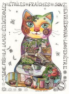 Oxana Zaika    Natsume Soseki    I am a Cat http://fr.wikipedia.org/wiki/Natsume_S%C5%8Dseki