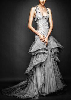 A stunning Versace