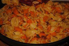 Where The Mermaids Murmur...: Recipe: Roasted Butternut and Bacon Pasta