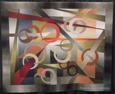 Quilt Noir by Shirley Gisi (Colorado Springs, Colorado)  Holy Toledo!