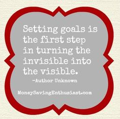 #goal setting quote #quotes