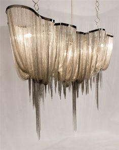 Hudson Furniture's Atlantis 100 chandelier
