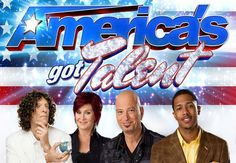 America's Got Talent 2012. My favorite TV show of the summer.