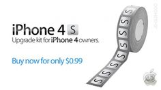 iPhone 4S Upgrade Kit #humor #lol #funny