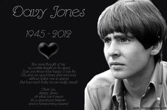 RIP Davy! I love The Monkees!