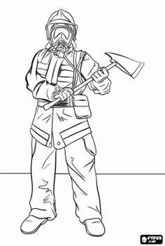 Fireman mask template printable search results for Sam and cat coloring pages