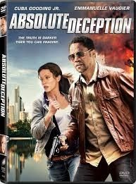 **ABSOLUTE DECEPTION**  UV CODE ONLY!! Go to listia.com...earn credits then use those credits to bid on & win this movie! IT'S FREE!!