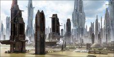 futurist buildings