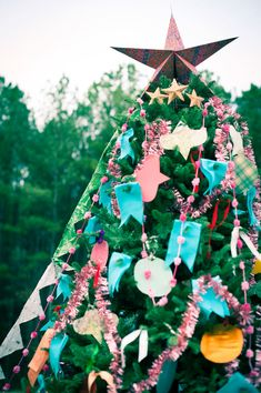 Easy No Sew Ornaments by Handmade Charlotte for Balsam Hill