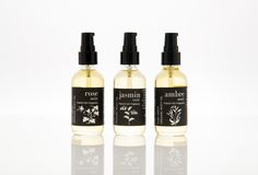 Giveaway time over on our blog!  {pictured French Girl Organics body oils}