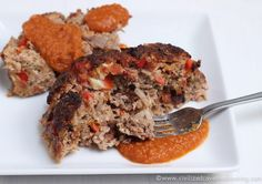 fire roasted bacon meatloaf