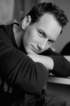 Patrick Wilson - such a hot, older man. Perfect, straight nose, too