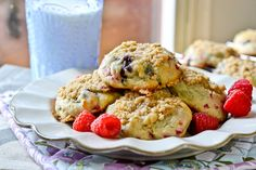fork, muffin top cookies, muffin tops, muffin cooki, cooki jar, blueberri muffin, blueberries, comfort foods, dessert