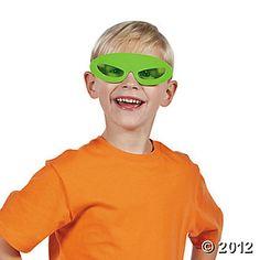 birthday parti, costum accessori, orient trade, monster birthday, oakley sunglasses, 2499oakley sunglass, novelti sunglass, eyewear costum, superhero sunglass