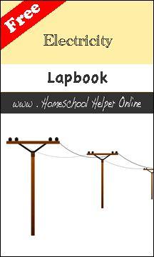 Free Electricity Lapbook