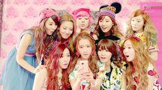 Girls' Generation SNSD - Dancing Queen