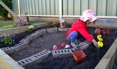 How to make a play garden