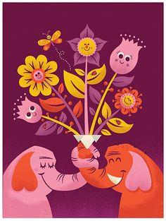 Illustration by Tad Carpenter