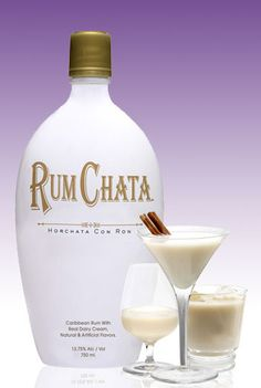 1Part Rum Chata 2 parts RootBeer  (taste just like a rootbeer float)