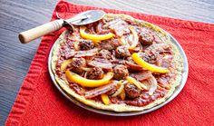 Healthy Pizza - DIY Recipe Book
