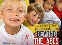 Beyond ABCs: Is your child emotionally ready for kindergarten?