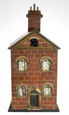doll house antique vintage