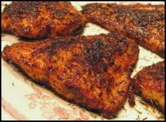 Very good- Easy and Delicious Blackened Catfish