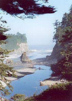 Neah Bay, Washington state