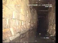 Sewer Alien Caught on Tape