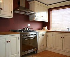 Brown kitchen walls on Pinterest Brown Kitchens Brown