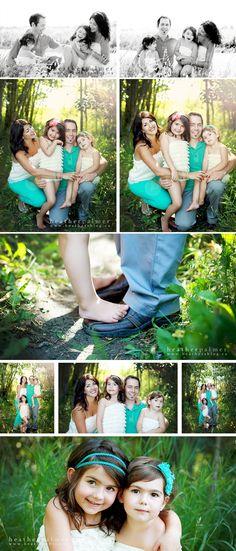 Simple Family Photos