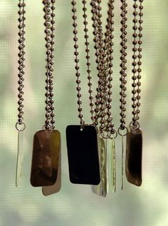 nerf party - favor. Note: Use shrinky dinks and let them design their own dog tags