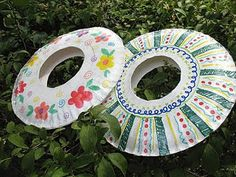 35 paper plate crafts.  We will be doing a lot of these crafts in Summer Camp!!