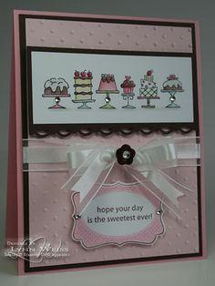 LW Designs: Birthday Cards