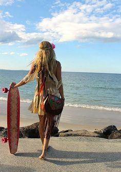 Hippy Spirit ~ I love sandy toes, salt kisses and breathe the wild air ♥