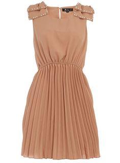 Purple dp pleat dress kelly clothes inspiration pinterest
