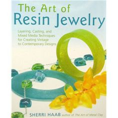 The Art of Resin Jewelry Book | Shop Hobby Lobby