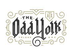 The Odd Yolk Original by Marc Ferrino