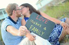 Adoption Photo Shoot | Elizabeth LeConey Photography (Wake Forest, NC)