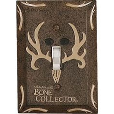 Bone Collector™ Single Switchplate at Cabela's