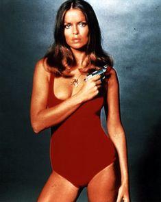 "Barbara Bach as Major Anya Amasova in ""The Spy Who Loved Me"" - 1977"