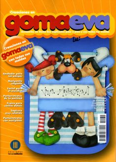 Revista de goma eva gratis
