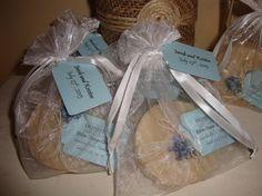 wedding favors, simpl soap, soap natur, favor soap