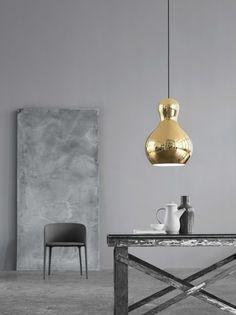 lovenord design, pendants, gold light, yellow photographi, lightyear, golden interior, lamp, grey, design blogs