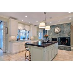 Traditional (Victorian, Colonial) Kitchen by Ken Kelly, CKD, CBD, CR