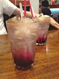 Lychee Cooler 1 1/4 oz. Rum, mango (Captain Morgan's Parrot Bay) Fill ...