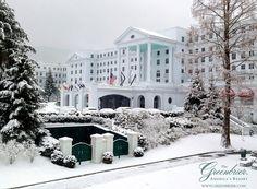 The Greenbrier Resort in West Virginia.