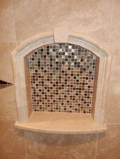 Prefab Shower Niche