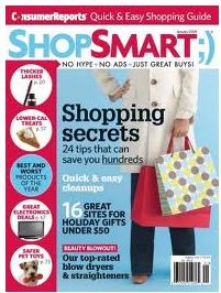 Shopsmart Magazine Subscription, Only $20.59 per Year