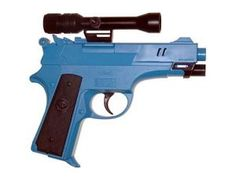 The Edison Leopardmatic is a 13 shot cap gun that is perfect for children and adults to play with. This model comes complete in a display box. The Edison 13 shot supermatic caps are suitable for use with this model.